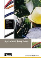Hoses Agricultural Spray