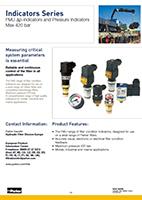 Filtration Indicators