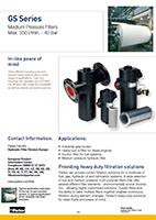 Filtration GS