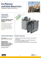 Filtration Co-Polymer & Steel