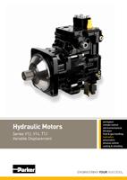 Motors Variable Displacement