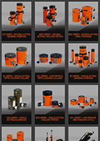 Hydraulics Tools Cylinders