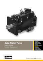 Pumps Axial Piston Variable