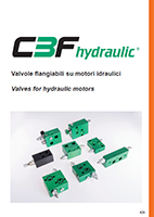 Valves for hydraulic motors